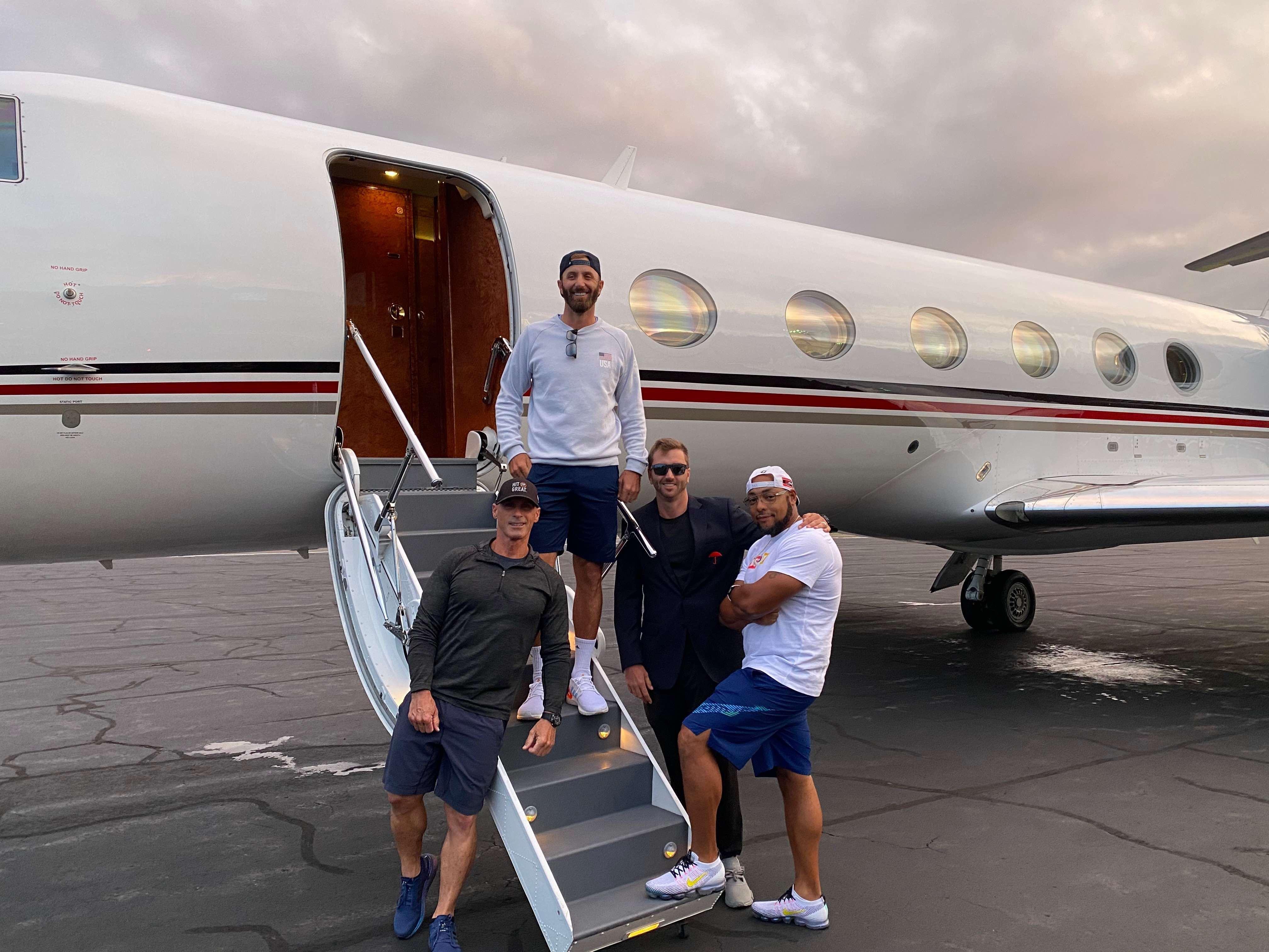 DJ, AJ, Joey, Mike