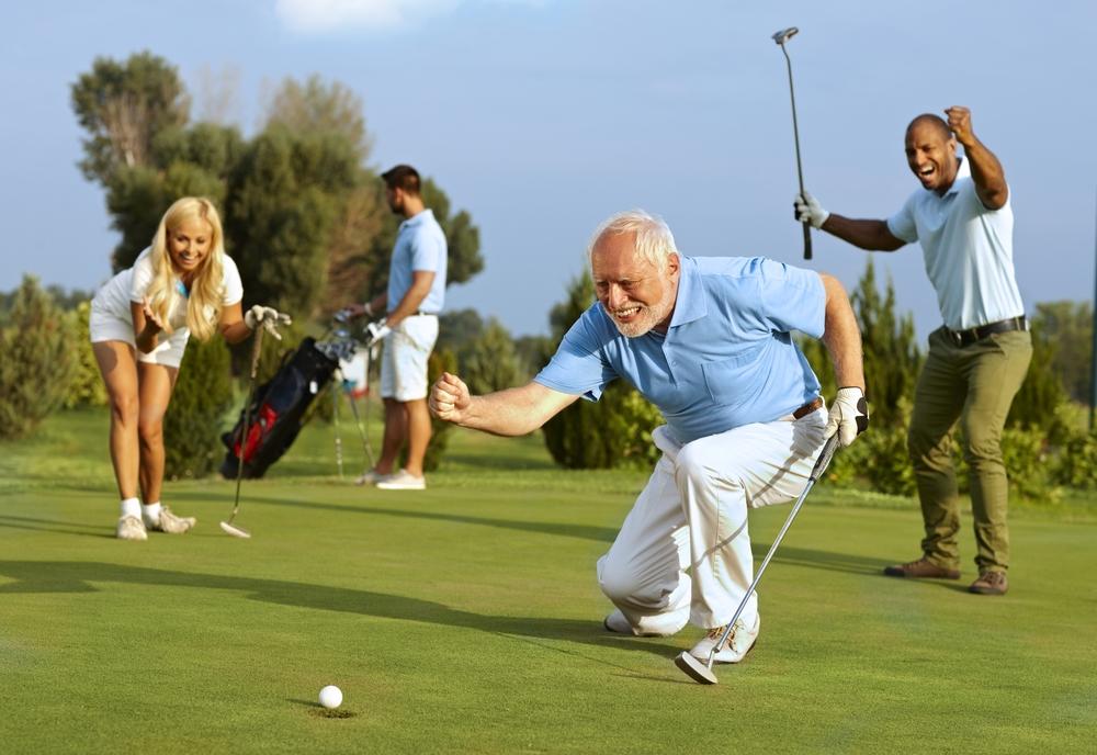 exercises for senior golfers
