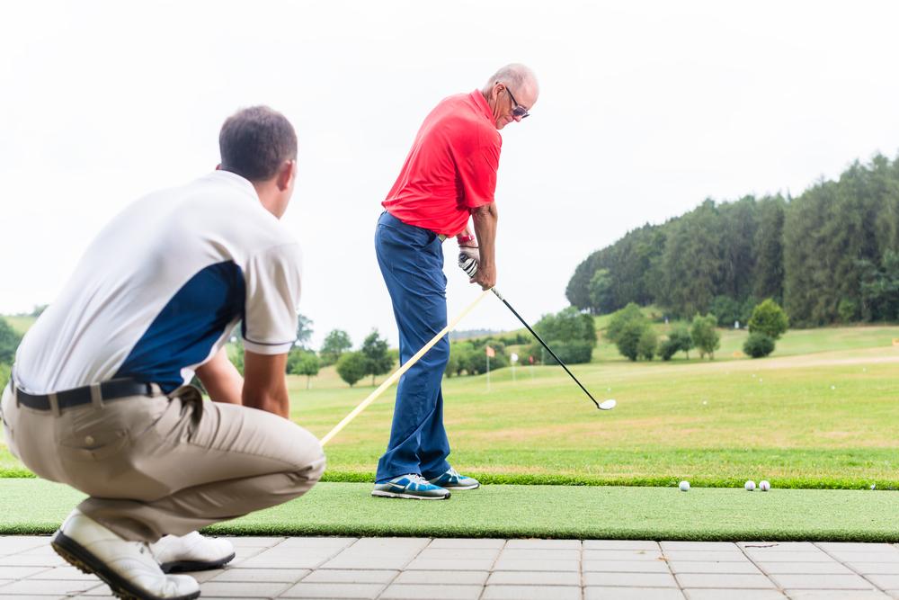 golf backswing exercise