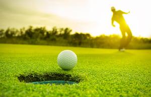 golf training exercises
