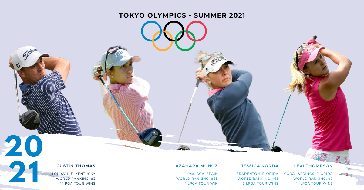 golf olympics tokyo 2021